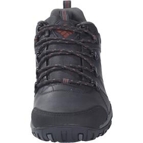 Columbia Peakfreak Venture Shoes Waterproof Herren black / gypsy